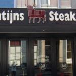 Lettertotaal gevelreclame gevelletters Argentijns Steakhouse