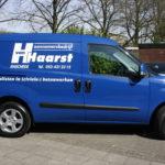 Lettertotaal autobelettering busbestickering Haarst
