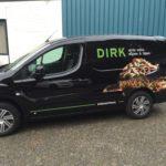 Lettertotaal autobelettering bestickering bus dirks noten