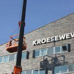 Lettertotaal Gevelreclame Gevelletters Kroese Wevers