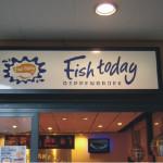 Lettertotaal lichtbak lichtreclame fishtoday