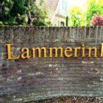 Lettertotaal gevelreclame gevelletters 't Lammerink